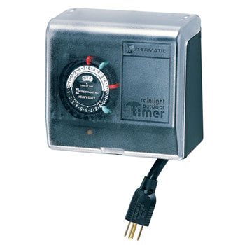 Above ground pool outdoor timer p1101 p1101pc - Above ground swimming pool pump timer ...