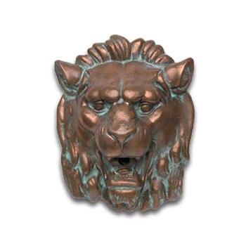 Lion Head Roman Medium Copper 20805