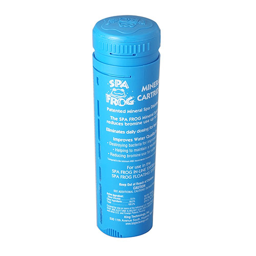 Spa Frog Floating System Replacement Mineral Cartridge