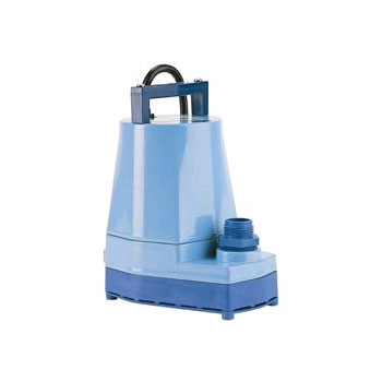 Water Wizard Submersible Pump W 25 Ft Cord 505325