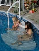 Pool Steps>