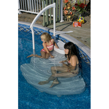 Majestic 8000 Above Ground Pool Step W 8005 Cs