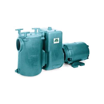 Marlow 3B Series Commercial Pool Pump - 5hp 230-60hz 1Phase