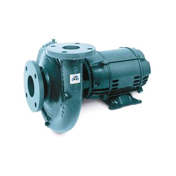 Marlow Stockline Series Commercial Pool Pump - 5HP 1750 rpm 208-230V 3phase