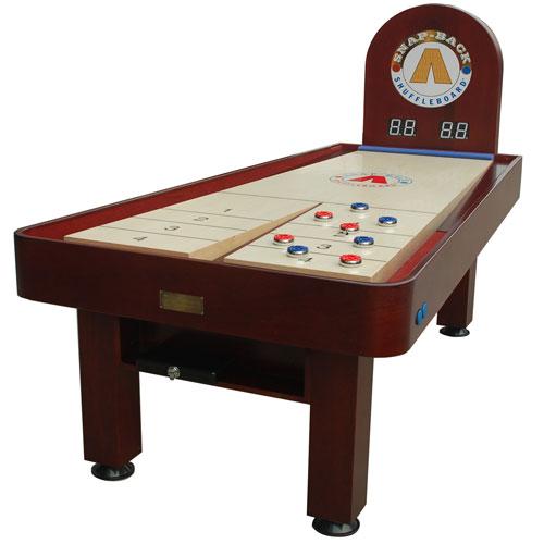 Tavern Snap-Back Shuffleboard Table