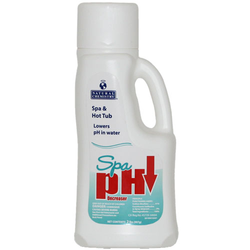 Natural Chemistry Spa Ph Decreaser - 2 Lb
