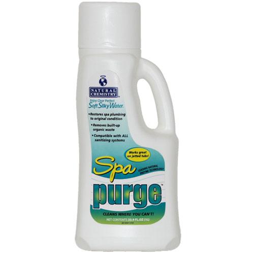 Natural Chemistry Spa Purge - 1 Liter