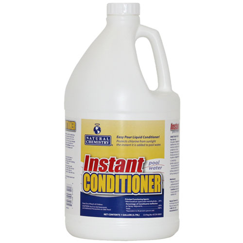 Natural Chemistry Instant Pool Water Conditioner - 1 Gallon