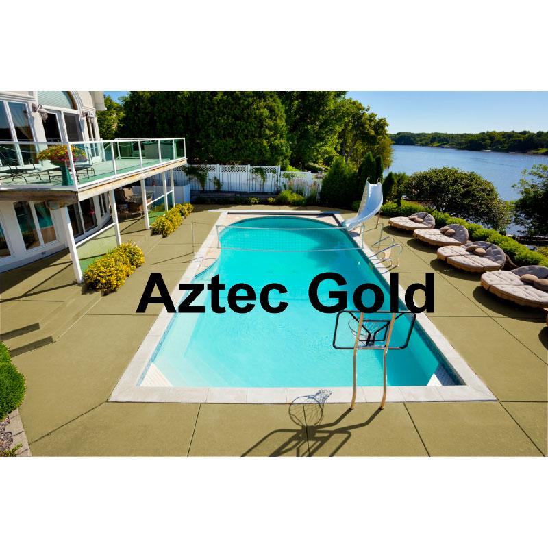 Deck Kote Acrylic Waterbase Deck Paint 1 Gallon Aztec