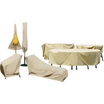 X-Large Umbrella Cover - for Market Umbrellas 9'-11' in diameter