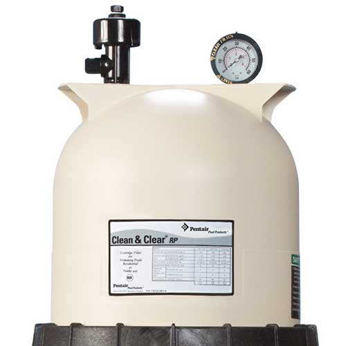 Pentair Clean Amp Clear Rp 200sqft Cartridge Pool Filter 160353