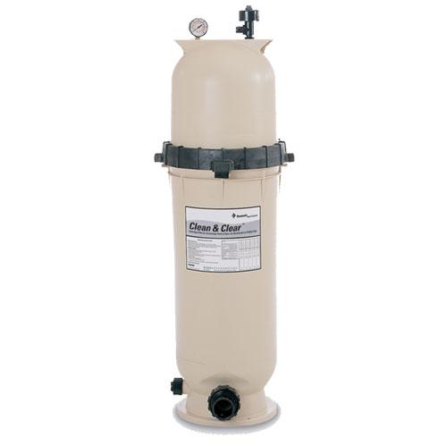 Pentair 50sqft Clear & Clean Cartridge Pool Filter