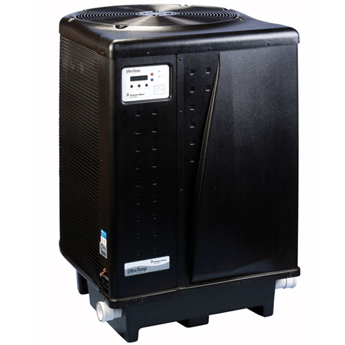 Pentair UltraTemp 90 Heat Pump 90k BTU - Black