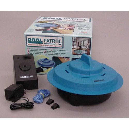 Pool Patrol Floating Pool Alarm W Remote Receiver Pa30