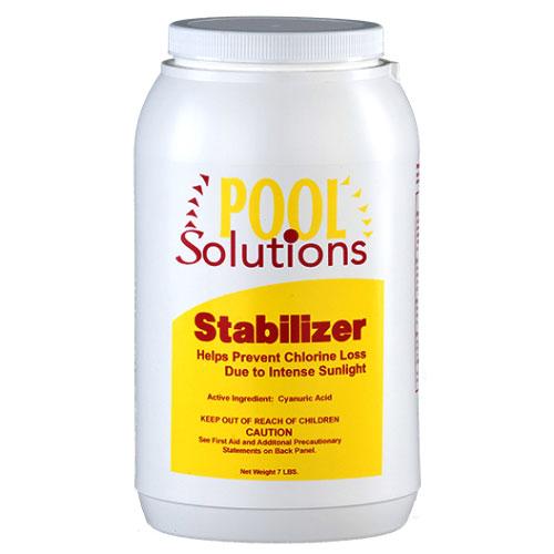 Chlorine Stabilizer Conditioner 7lbs P17007de
