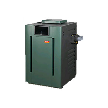 Raypak RP2100 206k BTU Digital ASME Pool Heater - Natural Gas