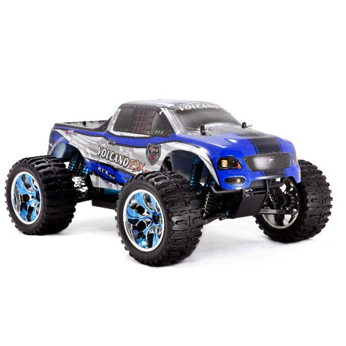 Redcat Volcano EPX PRO Truck 1/10 Scale Brushless Electric - Blue/Silver