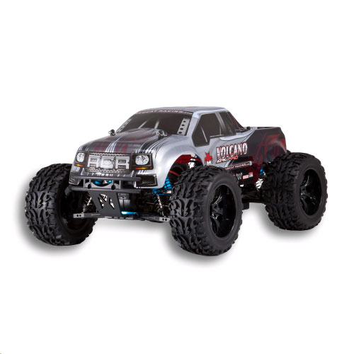 Redcat Volcano EPX PRO Truck 1/10 Scale Brushless Electric - Black/Silver