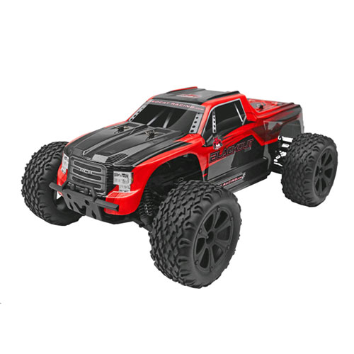 Redcat Blackout XTE 1/10 Scale Electric Monster Truck - Red Truck