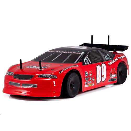 Lightning STK 1/10 Scale Electric - Red