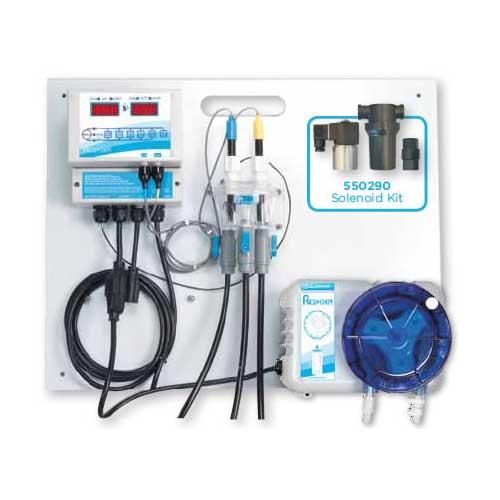 Rola-Chem pH/ORP Salt Generator System