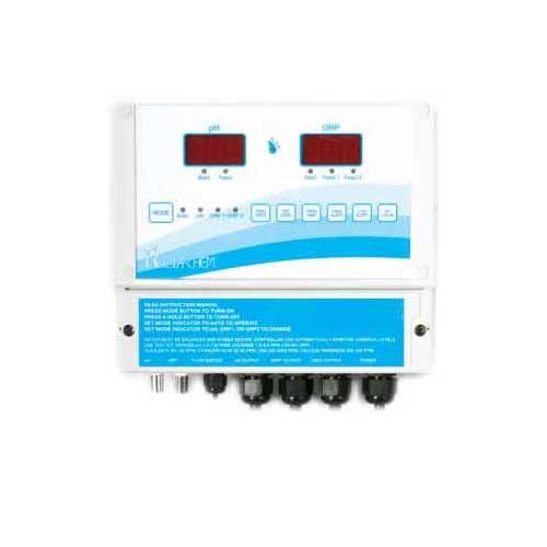 Rola-Chem Digital pH/Dual ORP Controller