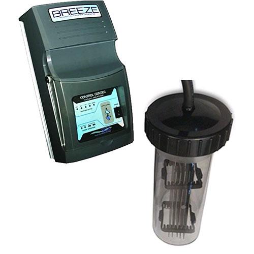 Sgs Breeze 760 Salt Chlorine Generator Up To 60 000