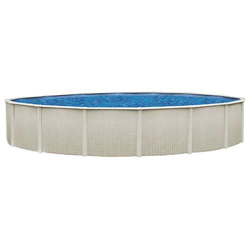 Sharkline Reprieve 27 X 52 Quot Round Pool 6 Quot Top Rail Pool