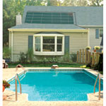Inground Solar Heating Panels>