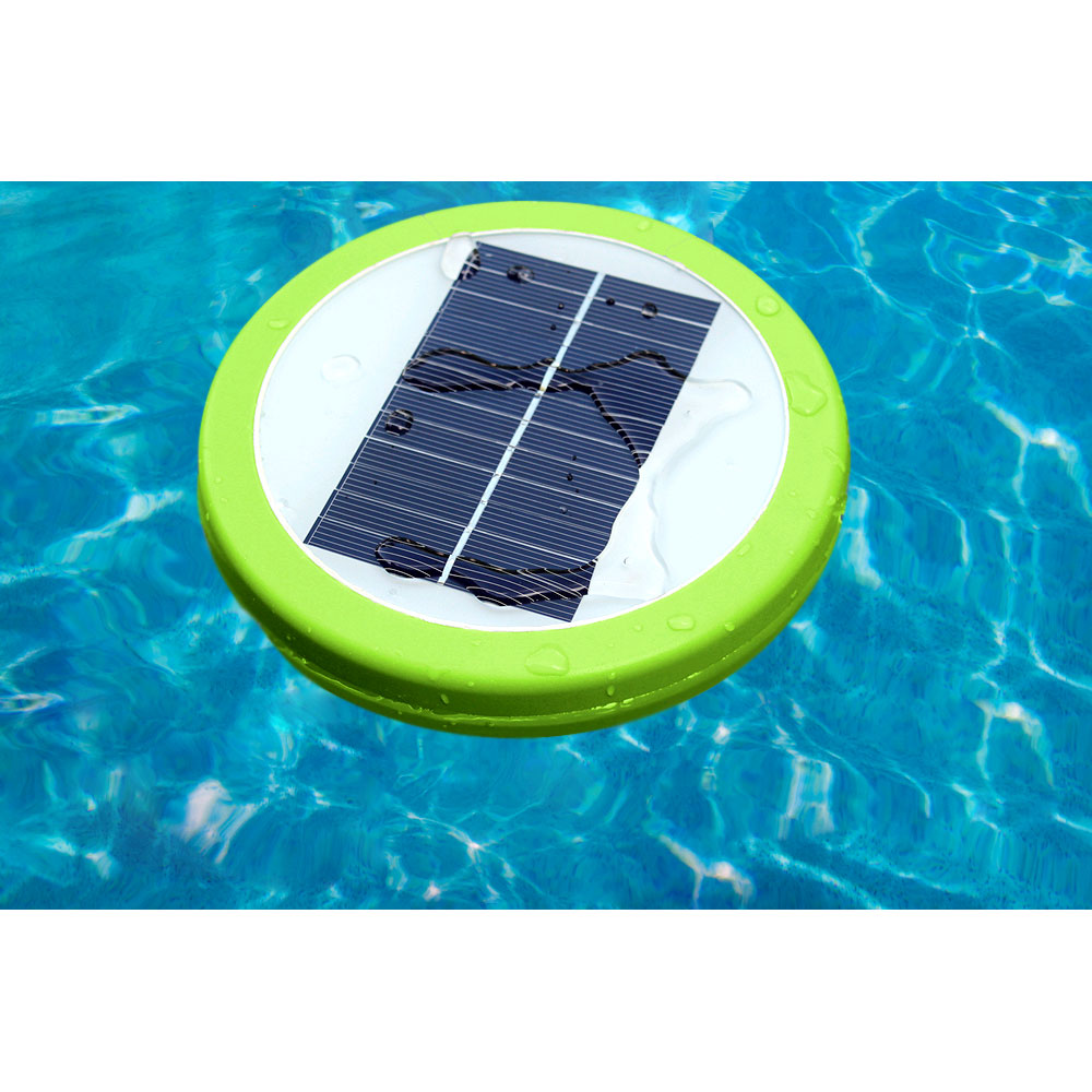 Eko Klor Floating Solar Powered Ionizer 20k Gallons Reg10a