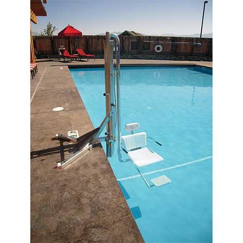 Spectrum Gallatin Water Powered ADA Pool Lift
