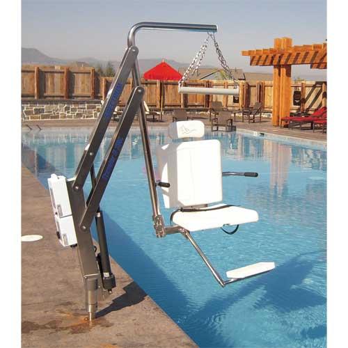 Spectrum Traveler Ii Xrc500 Ada Pool Lift 27610