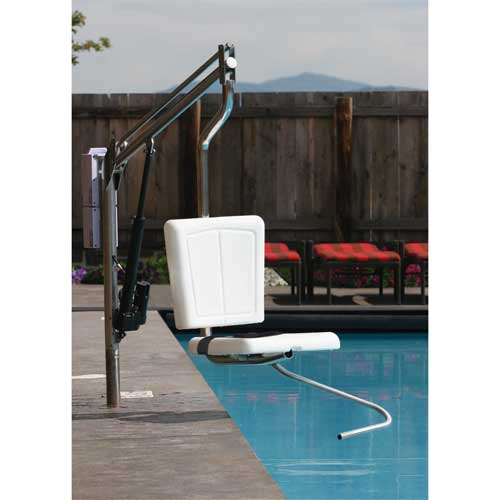 Spectrum Freedom Ada Pool Lift W Anchor 57961