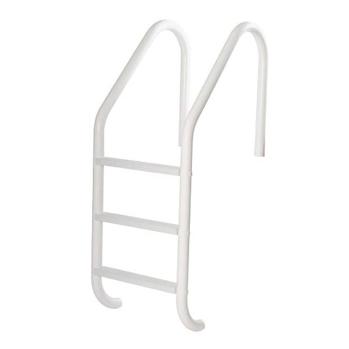 S.R. Smith 3 Step Inground Sealed Steel Pool Ladder - 19