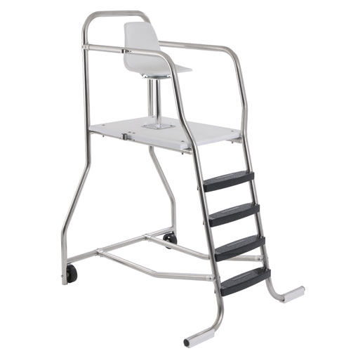 S.R. Smith 6' Vista Moveable Lifeguard Chair