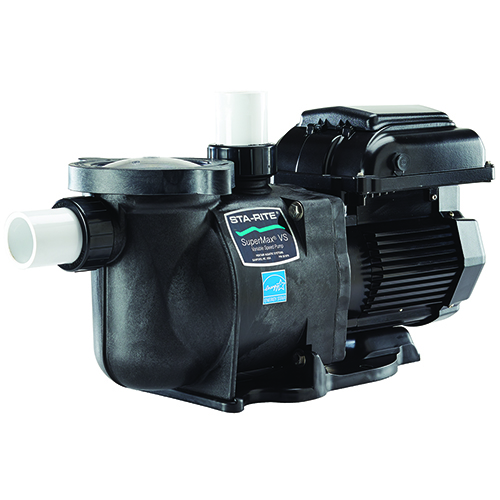 Sta-Rite Supermax 1.5 HP VS Variable Speed  In-Ground Pool Pump