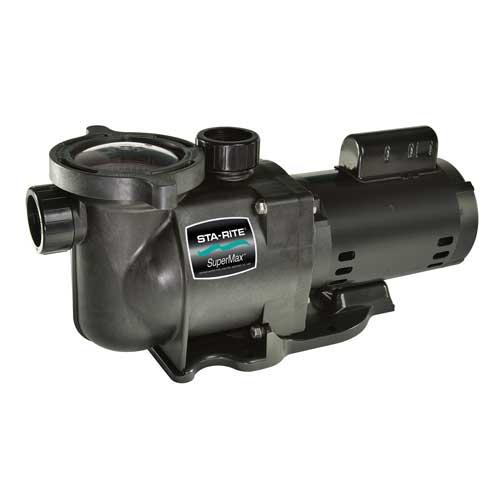 Sta-Rite Supermax 3/4 HP In-Ground Pool Pump