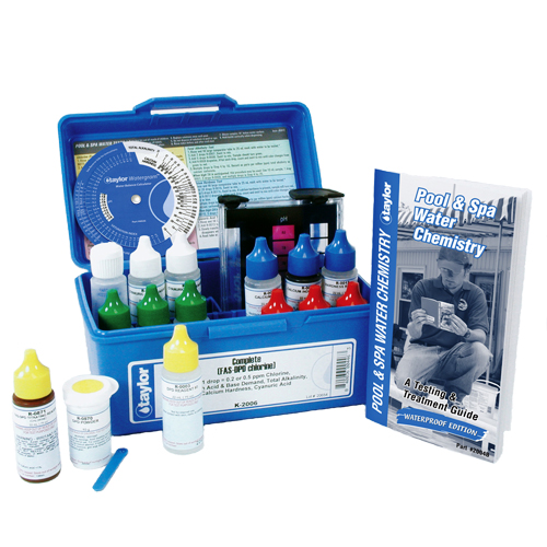 Fas Dpd Complete Kit Same As K2005 Except Use A Tiration