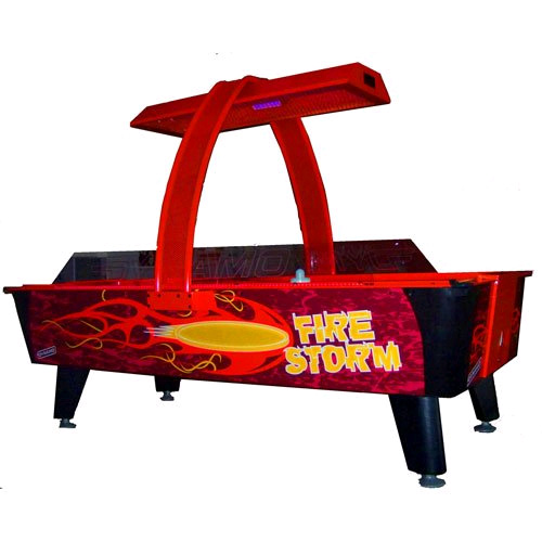 Valley-Dynamo 8' Fire Storm Home Air Hockey Table