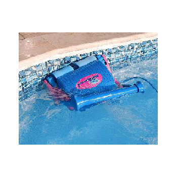 Blue Diamond Automatic Robotic Pool Cleaner w/Caddy