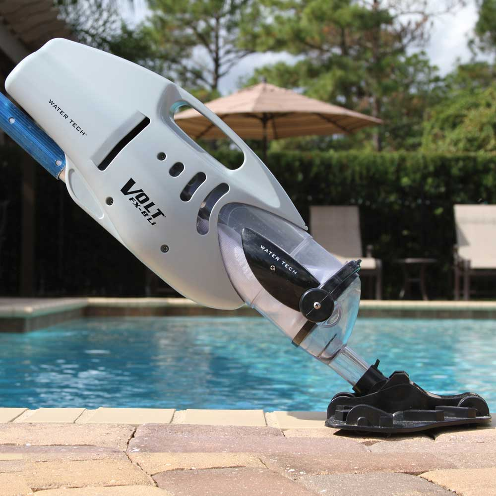 Volt FX-8Li by Water Tech Pool and Spa Rechargeable Vacuum