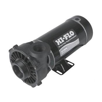 Waterway 1hp Hi-Flo Side Discharge Replacement Spa Pump - Single Speed