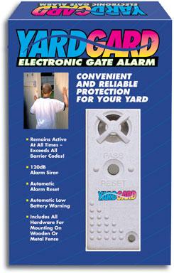 YardGuard YG03 Door/Gate Alarm