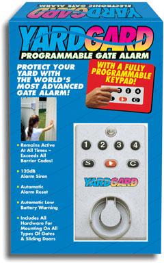 YardGuard YG18 Door/Gate w/Code