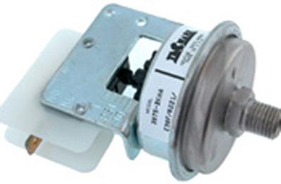 Pressure Switch, 10 PSI
