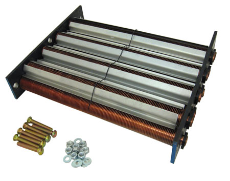 Heat Exchanger Tube Assembly 125