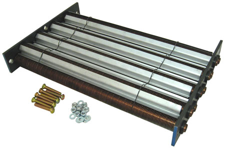 Heat Exchanger Tube Assembly 400