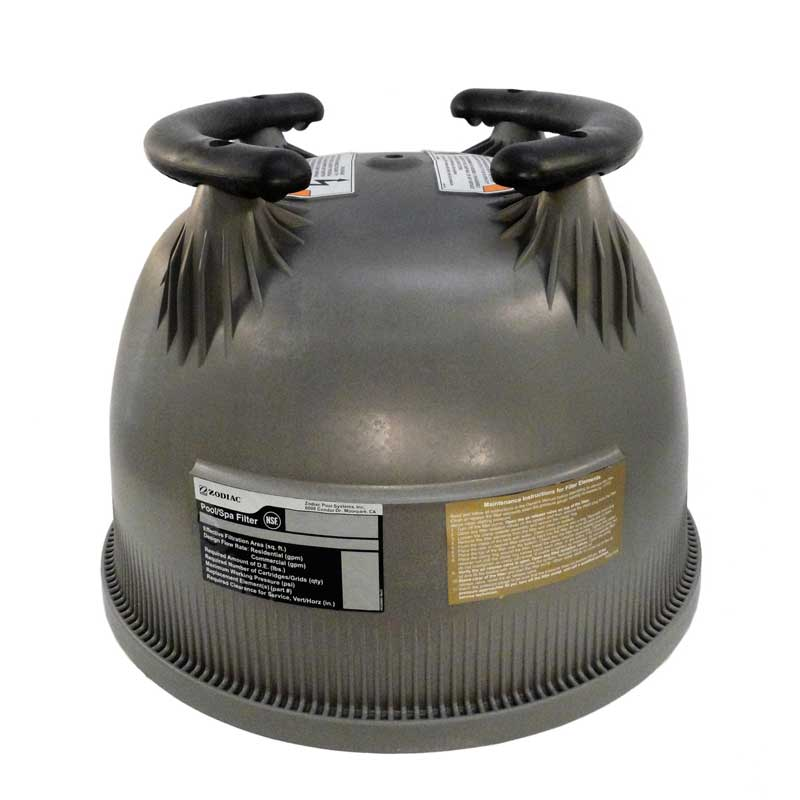 Tank Lid Zodiac Jandy Cl Cv Dev 340 460 Sqft R0554700