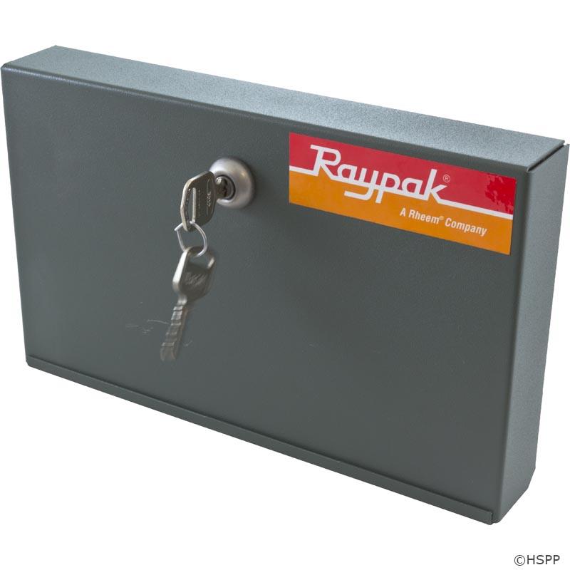 Raypak Poolstat Cover/Lock