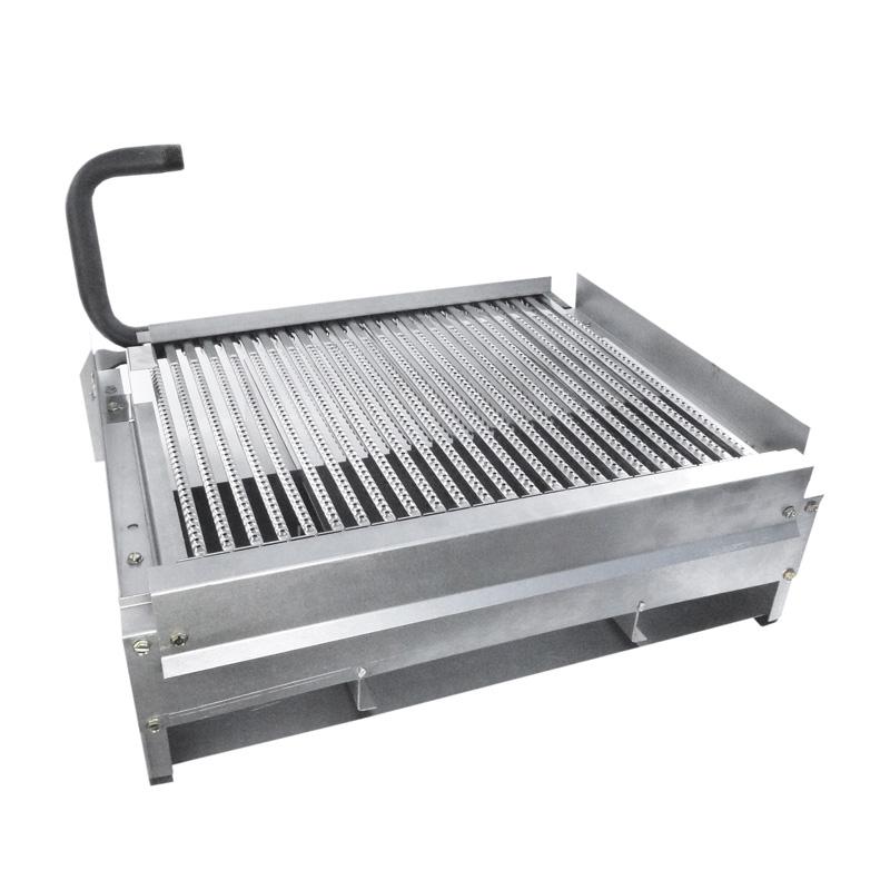 Raypak model 335 Burner Tray w/Burners